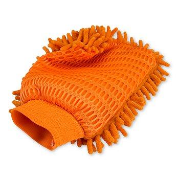 Micro Fiber Wash & Scrub Mitt