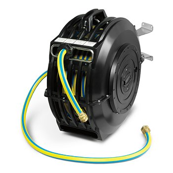 Retractable Water Hose and Reel