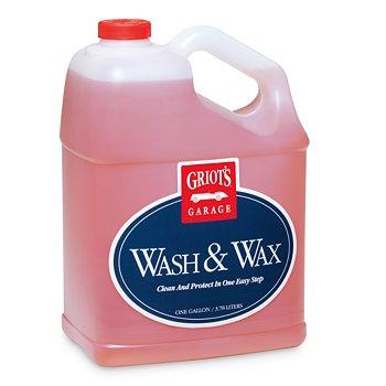 Wash & Wax, One Gallon