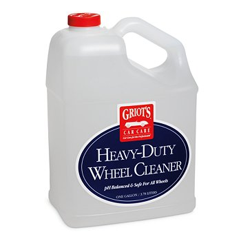 Heavy-Duty Wheel Cleaner, One Gallon