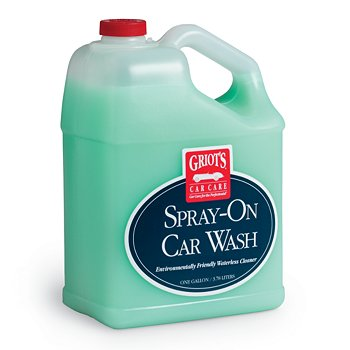 Spray-On Car Wash, One Gallon