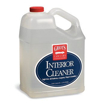 Interior Cleaner, One Gallon