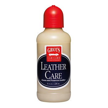 Leather Care, 8 Ounces