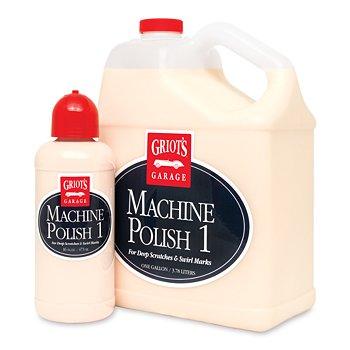 Machine Polish 1 (Medium Polish) 16 Ounces
