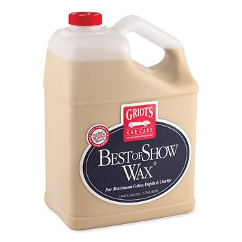 Best of Show Wax®, One Gallon