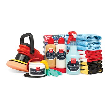 Ultimate Machine Polish & Wax Kit