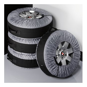 Wheel and Tire Transport Totes, Set of 4