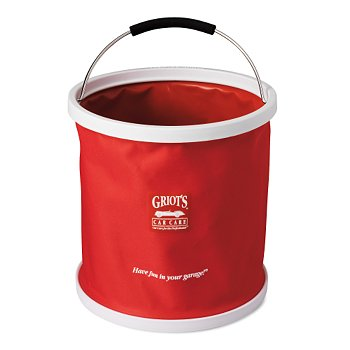 Collapsible Wash Bucket/Pop-Up Trash Can