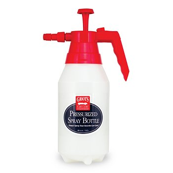 Car Care Pressurized Spray Bottle