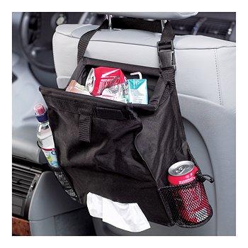 Auto Trash & Tissue Holder