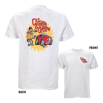 Caffeine & Gasoline® T-Shirt
