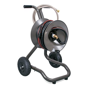 Industrial Hose Reel and Cart