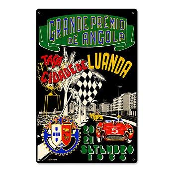 Grande Premio De Angola 1958 Sign