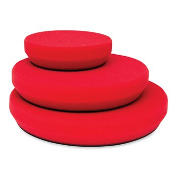 Red Foam Waxing Pad