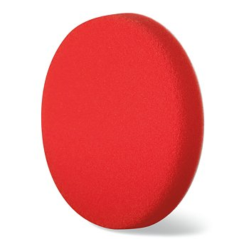 6 Red Foam Wax Pads