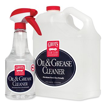 Oil and Grease Cleaner