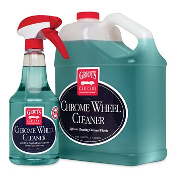 Chrome Wheel Cleaner