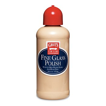 Fine Glass Polish, 16 Ounces