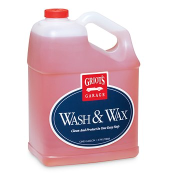 Wash & Wax, One Gallon