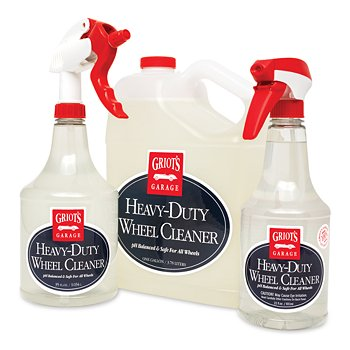 Heavy-Duty Wheel Cleaner