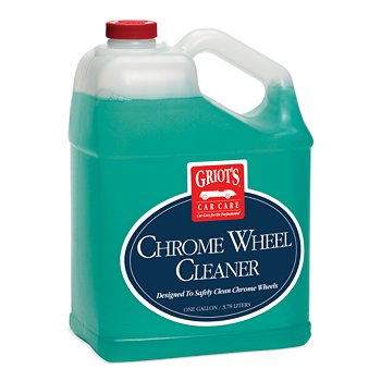 Chrome Wheel Cleaner, One Gallon