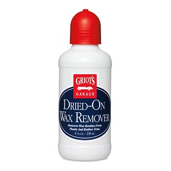 Dried-On Wax Remover, 8 Ounces