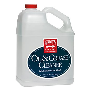 Oil and Grease Cleaner, One Gallon