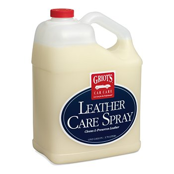 Leather Care Spray, One Gallon