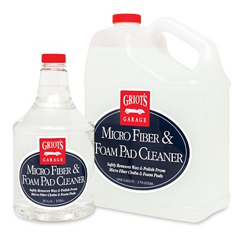 Micro Fiber & Foam Pad Cleaner