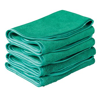 Microfiber Interior Cloths, Set of 4