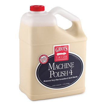Machine Polish 4, One Gallon