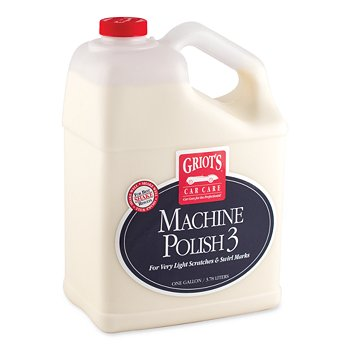 Machine Polish 3, One Gallon