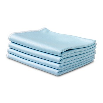 Micro Fiber Glass Cleaning Cloth Set