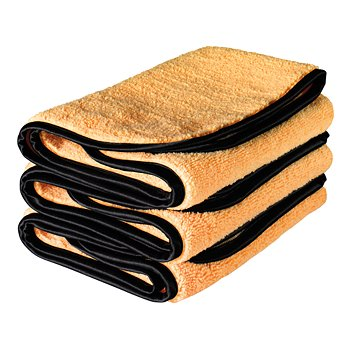 Microfiber Polish Removal Cloths, Set of 3