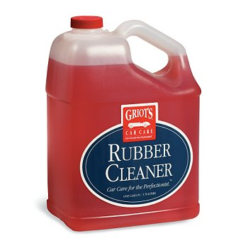 Rubber Cleaner, One Gallon