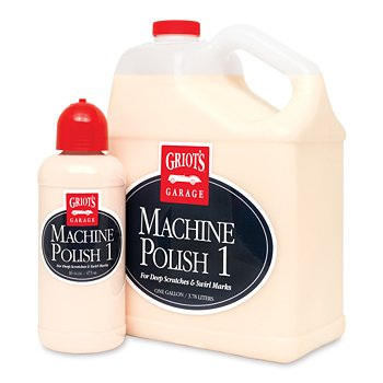 Machine Polish 1 (Medium Polish) 16 Ounces