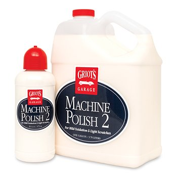 Machine Polish 2 (Mild Polish) 16 Ounces