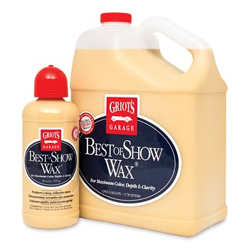 Best of Show Wax®