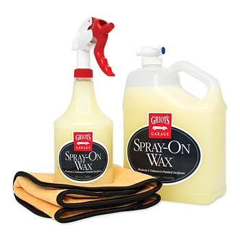 Complete Spray-On Wax Kit