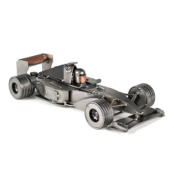 Steel & Copper Race Car