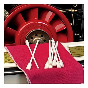Foam Swabs, 200 Count