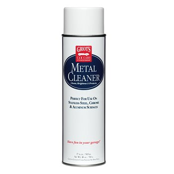 Metal Cleaner, 17 Ounces
