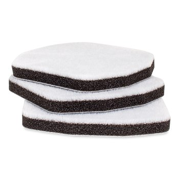 Three Replacement Dressing Pads for 50531