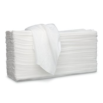 Uber-Soft Disposable Surface Care Cloths, 140 Count