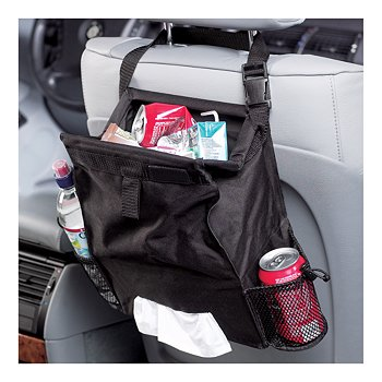 Auto Trash & Tissue Holder