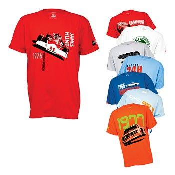 Classic Racing T-Shirts