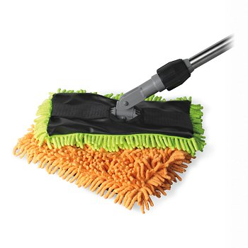 Micro Fiber Wash Mop Heads, Set of 2