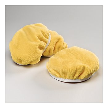 Terry Microfiber Refill Bonnets, Set of 3