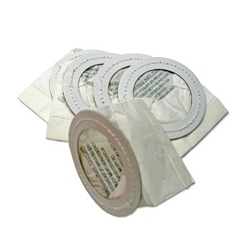 Five Vacuum Replacement Bags